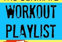 Music to my Ears - Songs to Workout to. / #Exercise #Health #Music #Run