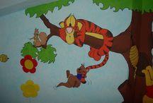 Wall design: le mie  creazioni
