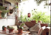 Decoración con plantas / Decorating with plants