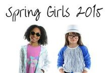 Spring Girls 2015 / Appaman Spring Girls Clothing: Cool prints and pretty patterns are sure to put a spring in her step. / by Appaman