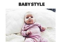 Baby Style / The coolest trends for modern baby showers, baby birth announcements, celebrations and baby gifts. And of course, the cutest baby clothes for the coolest baby on the block from Appaman. / by Appaman