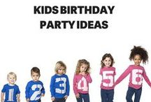 Kids Birthday Ideas / Ideas, cakes, birthday themes, and stylish clothing for little birthday parties with big ideas. You'll find DIY decoration, fun activities, and stylish looks to turn every child's birthday into an Appaman rager! / by Appaman