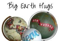 Big Earth Hugs / We love our planet! Earth Day is April 22, 2015. You'll find a cool Appaman collection of our favorite Earth Day crafts, DIY planters, reciples and fun activities for kids to celebrate this day. / by Appaman
