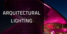 Architectural Lighting / We are specialized on the illumination of all type of buildings. Some inspiring work form talented lighting designers and architects.   —   This is what we do, this is our passion!