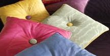 Cushions and pillows / Cushions and pillows are a great way to a touch of colour and creativity to your home's interior.