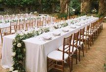 Wedding Design / Laurel & Wolf loves parties celebrating love!