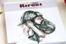 Publicaciones con mucho arte... de la Tienda del Desván / revistas / cuentos / libros