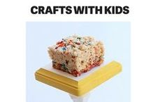 Fun Crafts with Kids / Get in touch with your inner DIY-er. Get your hands dirty and your house messy. Fun crafts to do with the kids.  / by Appaman
