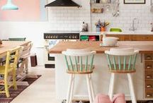 Pastel Rooms / Make your pastel palace a reality.
