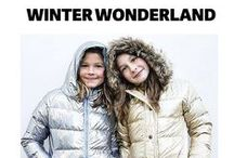 Winter Wonderland / From stylish winter coats for kids and cozy cool children's sweaters to yummy treats and fun winter activities, our winter bucket list starts here!  / by Appaman