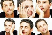 Matthew Goode / Good guy/Bad guy? not sure...