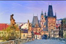 Prague / My Heart Belongs Here