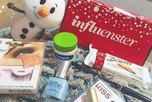 #JingleVoxBox / The holidays are full of cheer with the #JingleVoxBox from Influenster!
