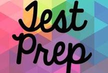 Fun Test Prep! / We all have to prepare for tests, but why can't it be fun, engaging, and hands on!? Tons of interactive, content heavy, and fun test prep activities and ideas!