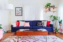 Living Room Design / Elevate the way you live.