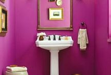 Bathroom Design / It's time to bathe in beauty.