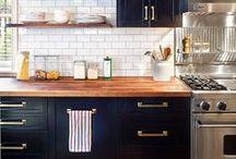 Kitchen Design / Cook up some design magic in the kitchen.