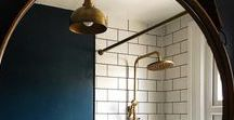 Bathrooms / Inspired interior design ideas for traditional and contemporary bathrooms