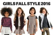 Girls Fall Style 2016 / Send her back to school in style! With rose gold varsity-style fall jackets, reversible fleece vests, bomber jackets, knit jeggings and cool long sleeve t-shirts, the best fall girls fashion is now at Appaman.