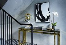 Entryway + Foyer Design / Make your entrance a grand one.