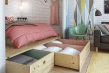 Small Space Design / Even the smallest spaces have the power to look incredible.