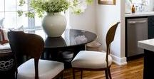 Dining rooms / Creative interior design ideas for dining rooms