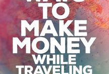 Travelling Long-term / We love to travel long-term... but how do you make that happen? Minimising costs allows you to travel further and longer, but just how can you begin to make money on the road?