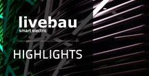 livebau Hightlights / Our most outstanding and significant lighting projects that were successfully implemented due to our great wealth of experience.