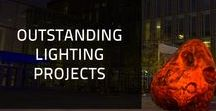 Outstanding Lighting Projects / Explore many exceptional lighting projects around the world, from lighting in warehouses and factories, to lighting on skyscrapers and bridges, all of them representing a great source of inspiration.
