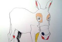 art work by serena viola
