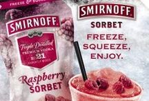 Smirnoff / Press and OOH Campaigns