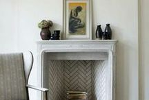 DETAILS//Fireplace / Fireplace design #interiordesign #residentialdesign #fireplace #homedecor #mantel