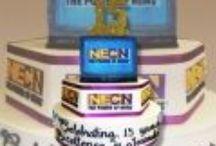 Corporate Cakes / http://montilios.com/corporate/