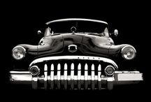 RETRO CARS / by Damiano Lorenzon