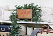 A.N.D Christmas Decor / Christmas décor ideas because who doesn't LOVE the holidays!