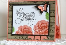Cards-Thank You / by Leslie Johnson