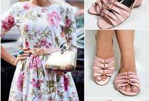 Looks-2 / roupas e sapatos