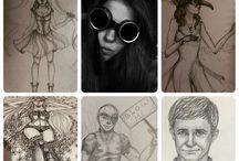 my art / Heya welcome in my world