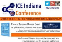 ICE 2014 Spotlight / This year's keynote speakers kick off a fabulous lineup of presenters! Come learn from  renowned educator and innovator Kevin Honeycutt; Teach Like a Pirate author Dave Burgess; noted tech speaker and author, Leslie Fisher; and Maker Movement expert and innovator, Sylvia Martinez