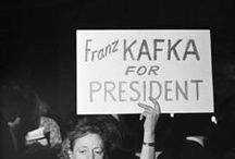Kafka for President ! / The Culture of Absurdism....SPECTRE - a Home for all with a sense of Quality....--all members of this board should help the other members to build up her accounts and respect her work, please........let us work together to build a terrific board....be free to invite your friends when you want to join comment on the last pin.....Spectre is ready to help to make your Pin Life easier.....Rules of Spectre.....http://www.pinterest.com/hidden0458/rules-of-spectre/