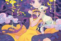 Luna, Atremis, & Diana