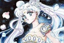 Princess/Queen/Neo Queen Serenity