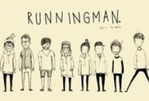 Running Man  / My first (Korean Variety Show) Love :)