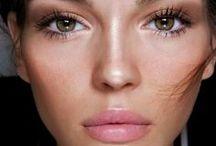 Face Skin Care / Beautiful skin, sexy look