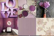 Bubble Gum I Orchid Color Inspiration / ✉ Any information please drop in for a visit. Our staff will be able to help you! Tiles Avaiable @ Downtown Tile Centre