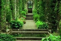 Have idéer. (Garden ideas) / An ever growing collection of awesome garden ideas.
