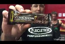 Mission1 Bar Flavors / Hard-training athletes aren't just looking for a bar that packs the most protein. They want clean nutrition that delivers incredible taste. That's why Mission1™ features superior ingredients for a clean protein bar with amazing flavor!