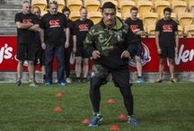 Vodafone Warriors / Canterbury of New Zealand are proud sponsors of the Vodafone Warriors