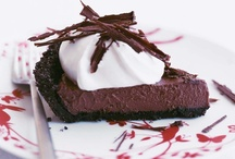 Chocolate, chocolate EVERYWHERE!