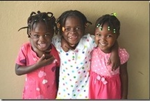 Children and their Stories / The stories of children at God's Littlest Angels Orphanage in Haiti